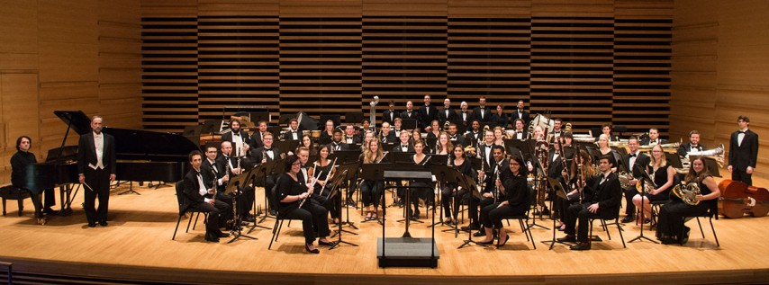USF Wind Ensemble: East Meets West