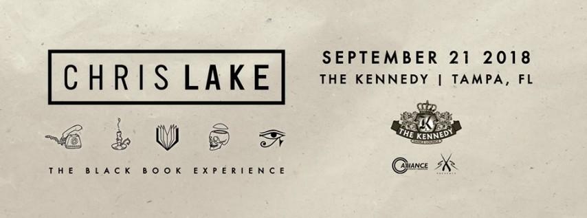 Chris Lake at The Kennedy