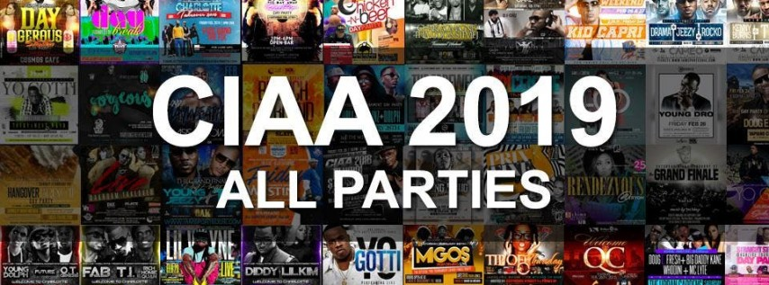 CIAA 2019 All Parties