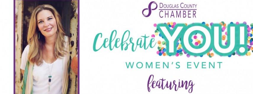 Celebrate YOU! Women's Event featuring Jen Hatmaker