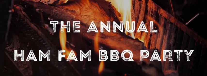 The 2018 Annual Hamiltonian Family BBQ