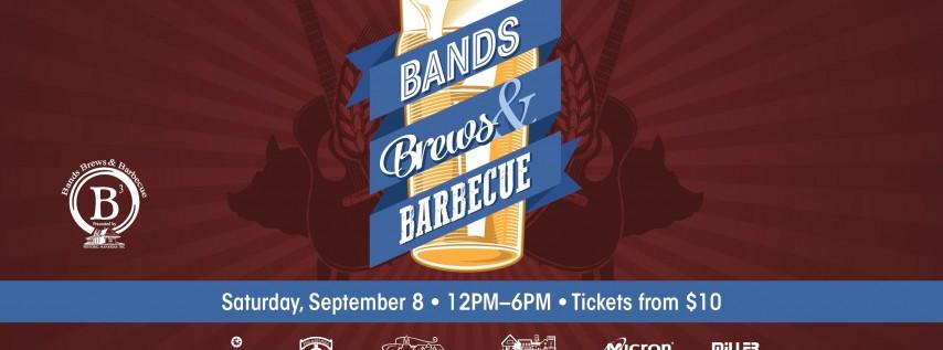 8th Annual Bands, Brews & BBQ Festival