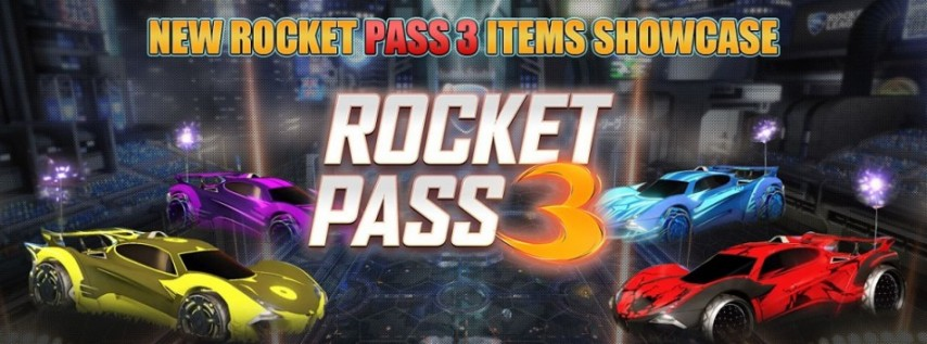 5% Off For Rocket Pass 3 Items, Rocket League Keys & Crates - Goldkk.Com