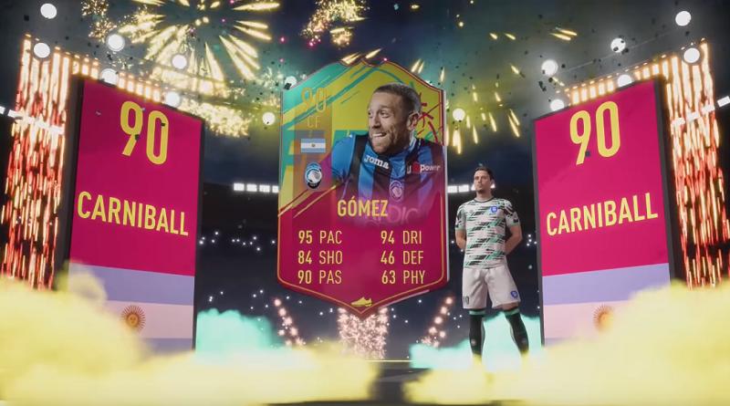 FIFA 19 Carniball Gomez SBC