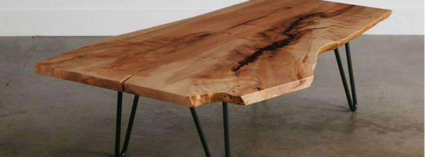 Make a Slab Coffee Table | PM class
