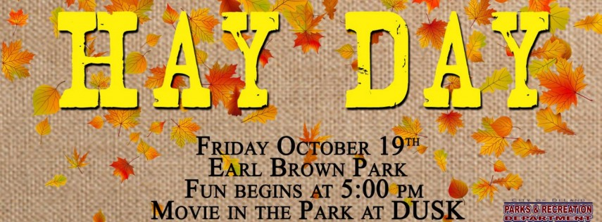 DeLand's 4th Annual Hay Day Fall Festival