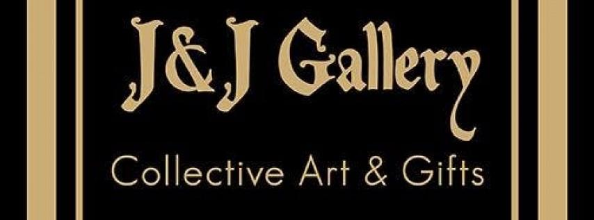 J&J GALLERY MONTHLY ART NITE