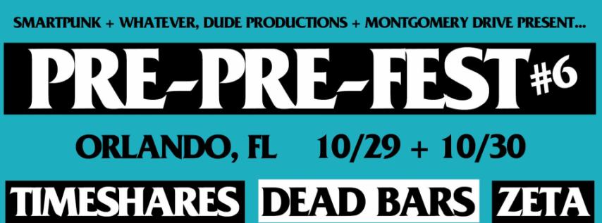 Orlando Pre-Pre-Fest