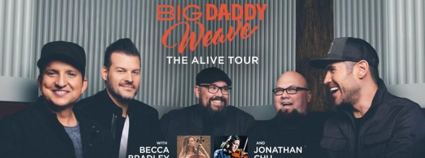 Big Daddy Weave - Winter Park (Orlando), FL