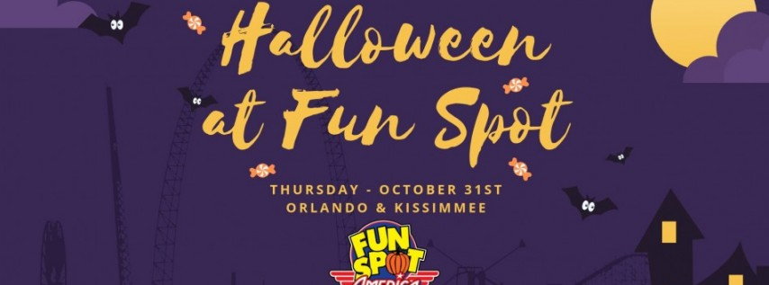 Halloween at Fun Spot