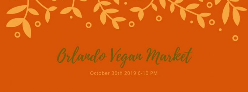 Orlando Vegan Market- Round 3