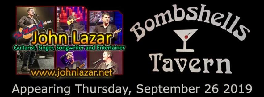 John Lazar Acoustic Thursday