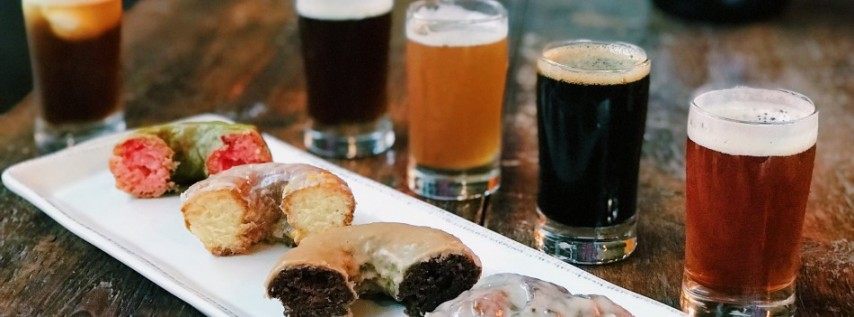 Donut and Beer Pairing with Tastee!