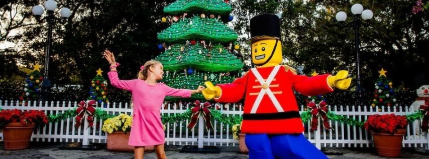 Holidays at Legoland, presented by Hallmark Channel!