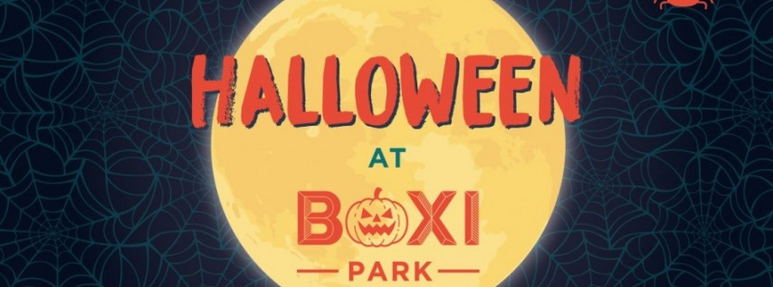 Boxi Park's Spook Filled Day with Stonewall and Raising Cadence