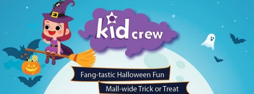 Fang-Tastic Halloweeen Event