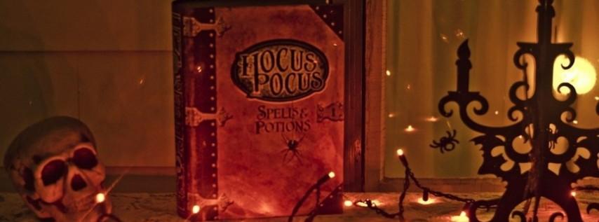 Hocus Pocus Trivia Night at Brass Tap