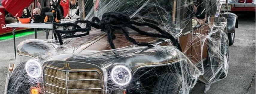 Wednesday Night Car Show - Halloween Spooktacular Car Show
