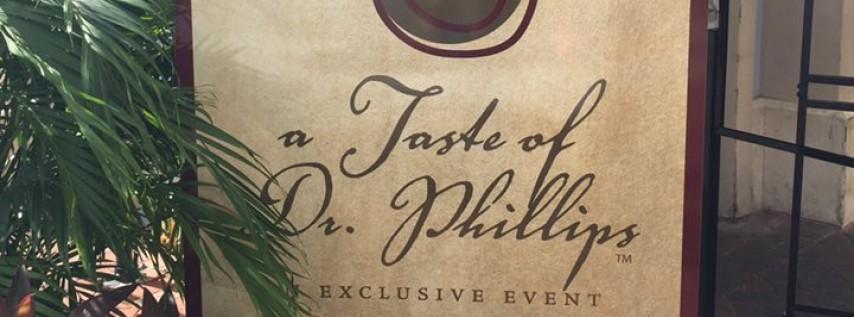 A Taste of Dr. Phillips