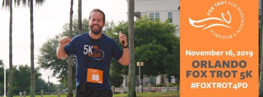 Orlando Fox Trot 5K Run/Walk