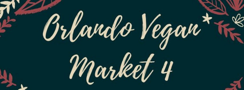 Orlando Vegan Market Round 4