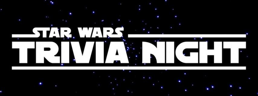 Star Wars Trivia at Ivanhoe Park Brewing Company!