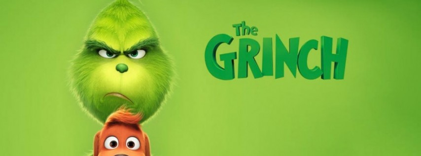 Special Sunday Movie Showing: Rudolph & The Grinch