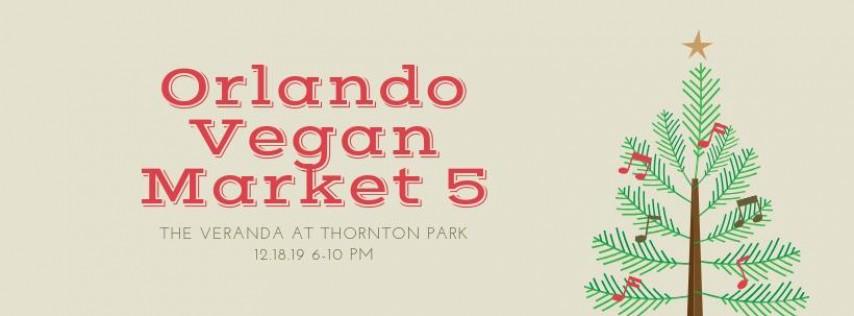 Orlando Vegan Market Round 5