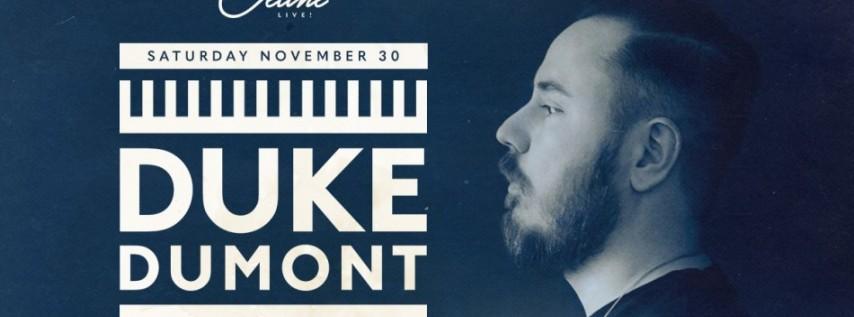 Duke Dumont at Celine Orlando | Sat 11.30.19