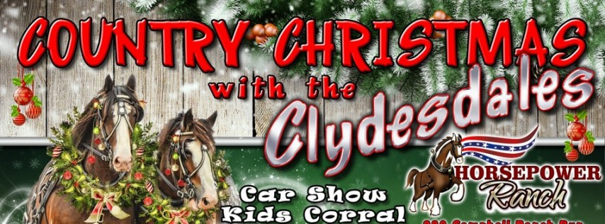 Annual Country Christmas Car Show