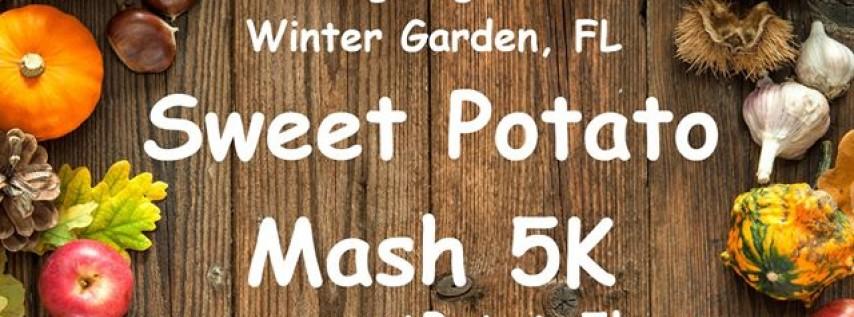 Sweet Potato Mash 5K