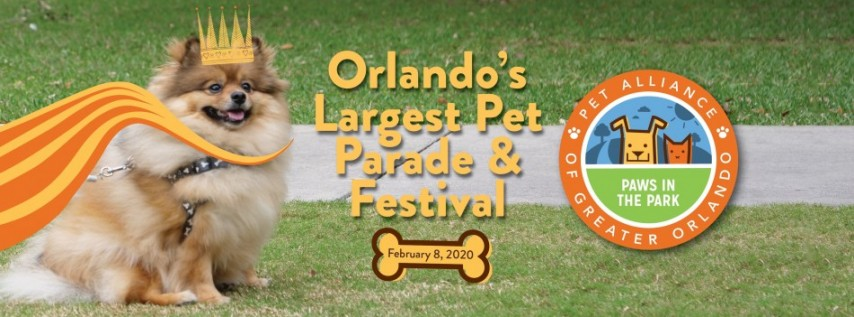Paws in the Park 2020