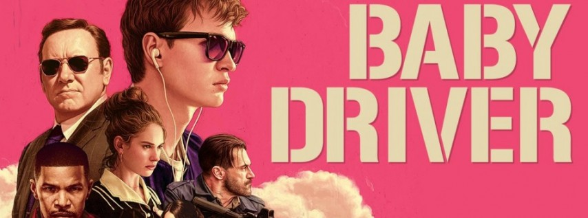 Movie Monday: Baby Driver
