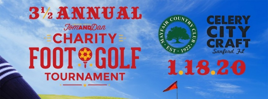 Tom and Dan Charity Foot Golf Tournament