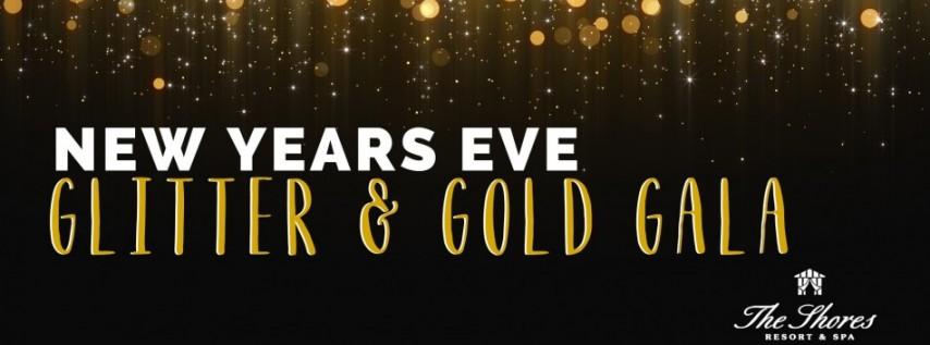 Glitter & Gold New Years Eve Gala