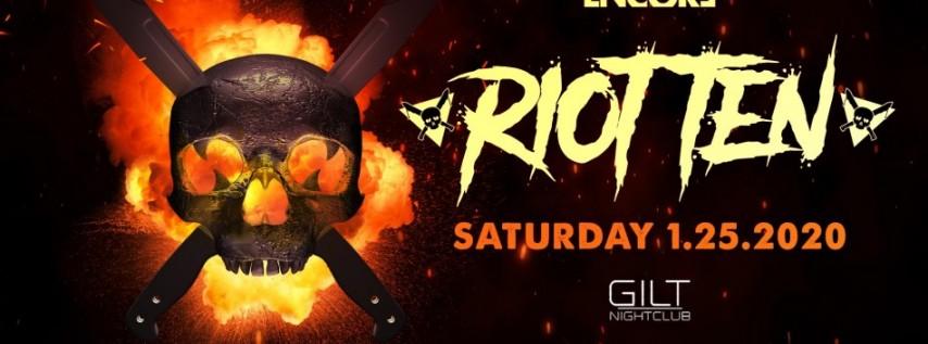 Riot Ten in Orlando at Gilt Nightclub
