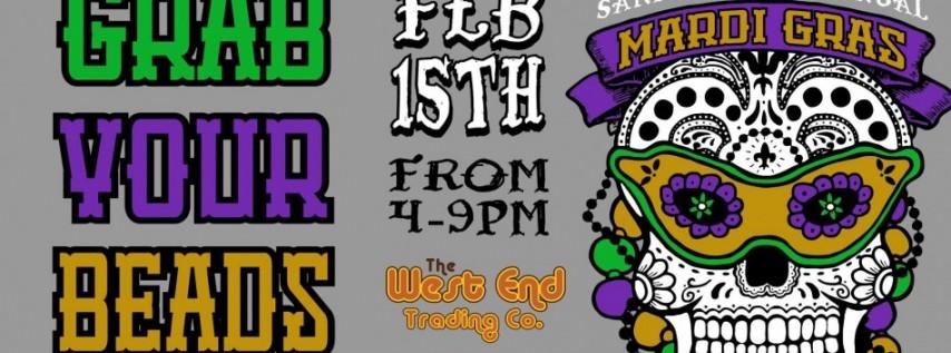 6th Annual Sanford Mardi Gras Street Party