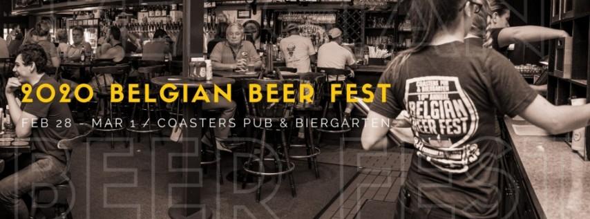 2020 Belgian Beer Fest
