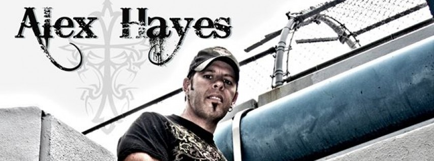 Free Live Music by Alex Hayes