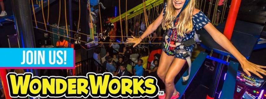 Family Fun Day at WonderWorks Orlando
