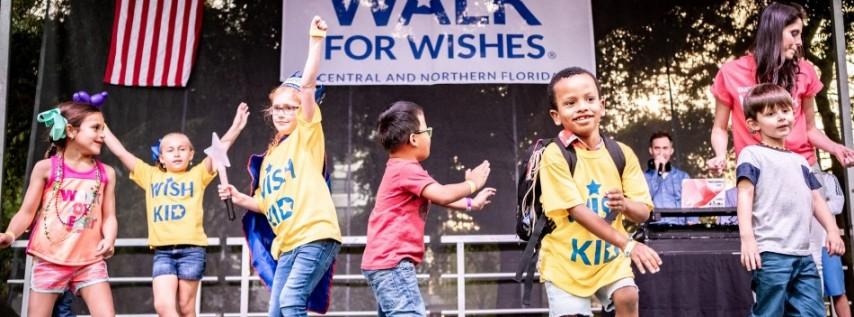 13th Annual Orlando Walk for Wishes