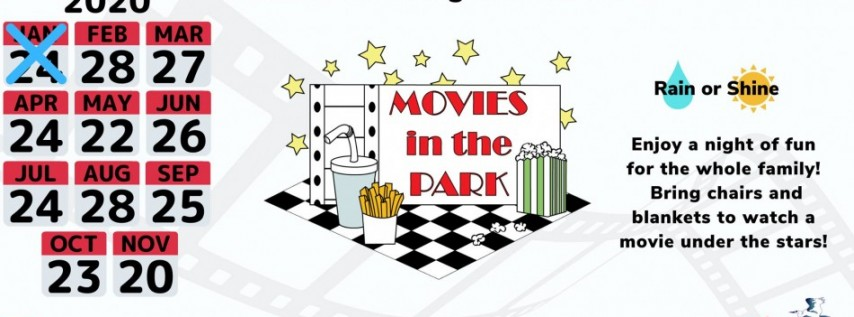 Feb 28 - Free Movie in the Park