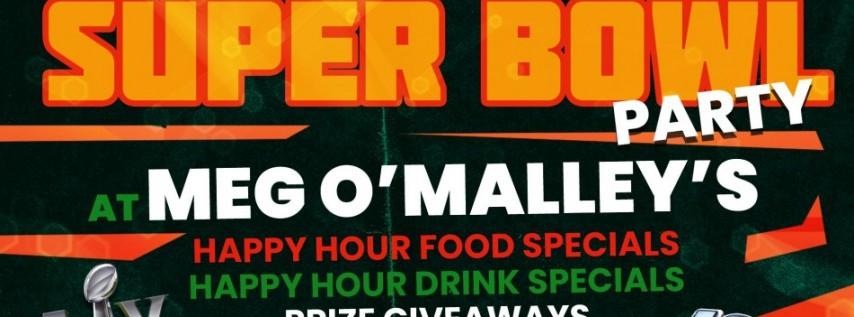 Meg O'Malley's Super Bowl Party