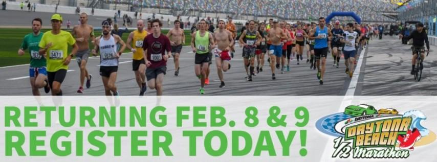 2020 Daytona Beach Half Marathon weekend