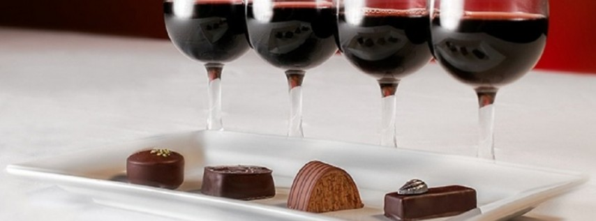 Sommelier Wine & Chocolate Pairing