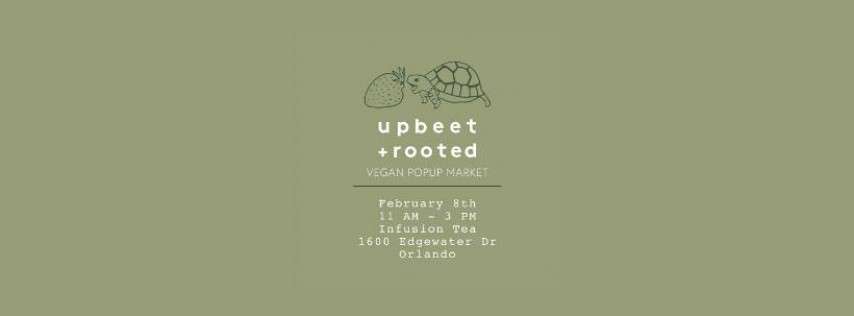 upbeet + rooted - O R L A N D O