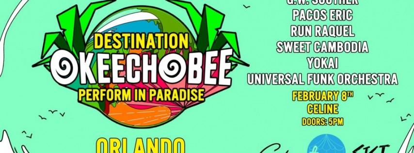 Destination Okeechobee Orlando ///