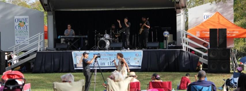Mayor's Jazz in the Park