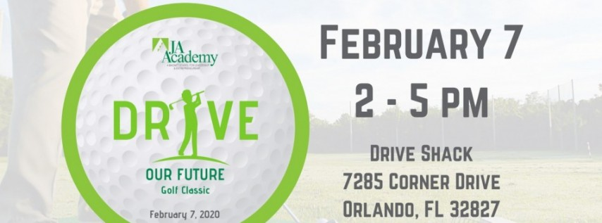 Drive our Future Golf Classic