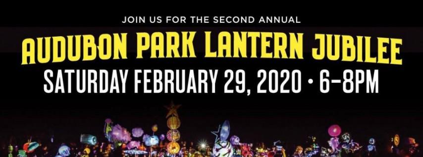 Audubon Park Lantern Jubilee 2020